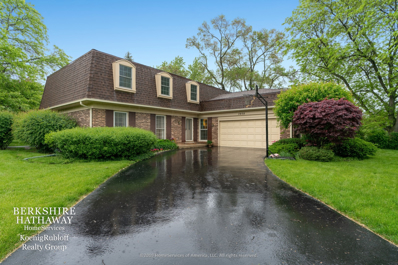 3408 Lake Knoll Drive, Northbrook, IL 60062 - #: 10504682