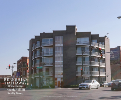 2500 S Halsted Avenue UNIT 4E, Chicago, IL 60608 - #: 10507716