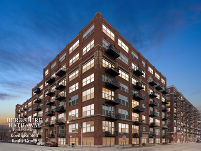 1500 W Monroe Street UNIT 423, Chicago, IL 60607 - #: 10511186