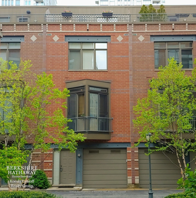 310 N Clinton Street UNIT D, Chicago, IL 60661 - #: 10515034