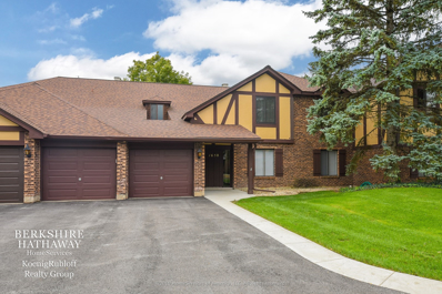 1658 Dover Court UNIT B, Wheaton, IL 60189 - #: 10544313
