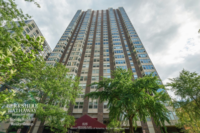 525 W Hawthorne Place UNIT 1001, Chicago, IL 60657 - #: 10547374