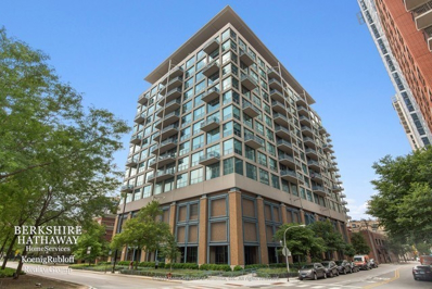 125 E 13TH Street UNIT 1403, Chicago, IL 60605 - #: 10548422