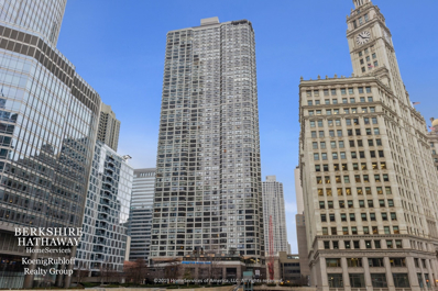 405 N Wabash Avenue UNIT 1501, Chicago, IL 60611 - #: 10551538