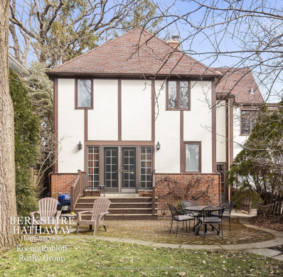 1116 Tower Road, Winnetka, IL 60093 - #: 10565393