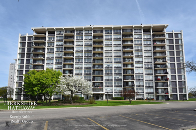 8801 W Golf Road UNIT 12A, Niles, IL 60714 - #: 10573320