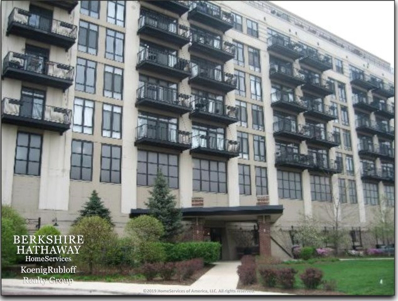 1524 S Sangamon Street UNIT 709, Chicago, IL 60608 - #: 10575150