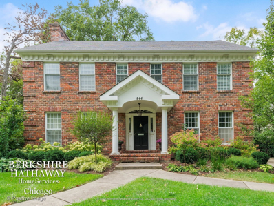 544 N Washington Street, Hinsdale, IL 60521 - #: 10608420