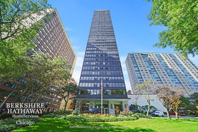 3150 N Lake Shore Drive UNIT 34E, Chicago, IL 60657 - #: 10608665