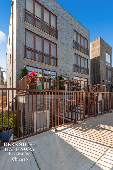 1441 W Blackhawk Street UNIT 1E, Chicago, IL 60642 - #: 10609035