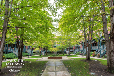 1021 W Rundell Place UNIT 4, Chicago, IL 60607 - #: 10612409