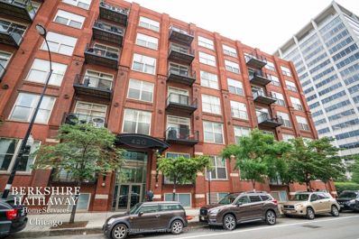 420 S Clinton Street UNIT 515A, Chicago, IL 60607 - #: 10614352