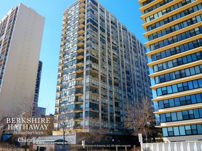 5757 N SHERIDAN Road #6C, Chicago, IL 60660 - #: 10631718