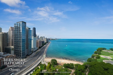 505 N LAKE SHORE Drive #6702, Chicago, IL 60611 - #: 10646527