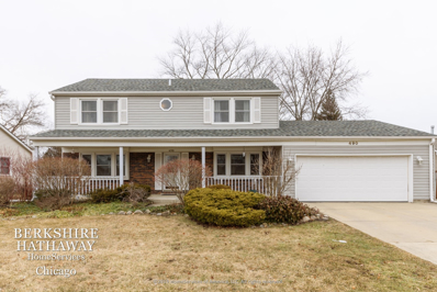 490 Arborgate Lane, Buffalo Grove, IL 60089 - #: 10654282