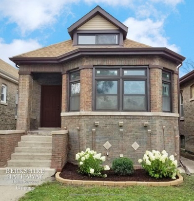 8638 S Loomis Boulevard, Chicago, IL 60620 - #: 10658496