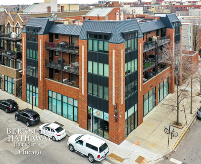 1600 N Bell Avenue #4A, Chicago, IL 60647 - #: 10668403