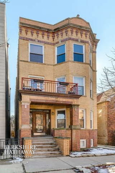 2023 W Iowa Street UNIT 1F, Chicago, IL 60622 - #: 10668768