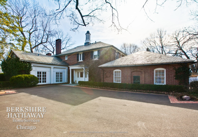 963 Elm Tree Road, Lake Forest, IL 60045 - #: 10669088