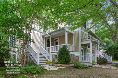 18636 Forest Beach Drive, New Buffalo, MI 49117 - #: 19033737