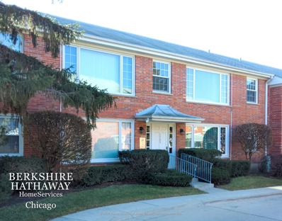 1505 Plymouth Place #2W, Glenview, IL 60025 - #: 10584412