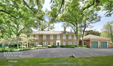 920 Hawthorne Place, Lake Forest, IL 60045 - #: 10626461