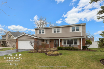 3129 Violet Lane, Northbrook, IL 60062 - #: 10682136