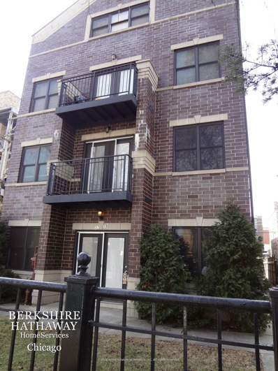 3715 W GIDDINGS Street #1N, Chicago, IL 60625 - #: 10683372