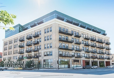 1645 W Ogden Avenue #816, Chicago, IL 60607 - #: 10704040