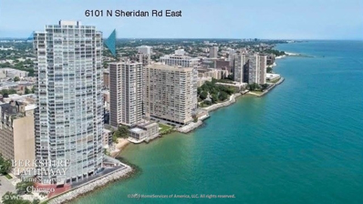 6101 N Sheridan Road #12A, Chicago, IL 60660 - #: 10716877