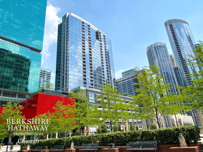 240 E Illinois Street #1706, Chicago, IL 60611 - #: 10722714