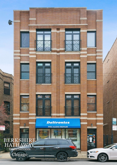 2911 N HALSTED Street #2, Chicago, IL 60657 - #: 10724674