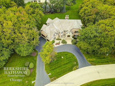 3 Barberry Drive, Hawthorn Woods, IL 60047 - #: 10725727