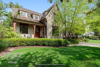 1351 Edgewood Road, Lake Forest, IL 60045 - #: 10738024