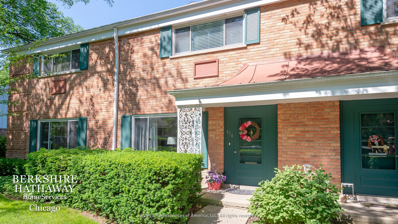 614 CARRIAGE HILL Drive, Glenview, IL 60025 - #: 10748472