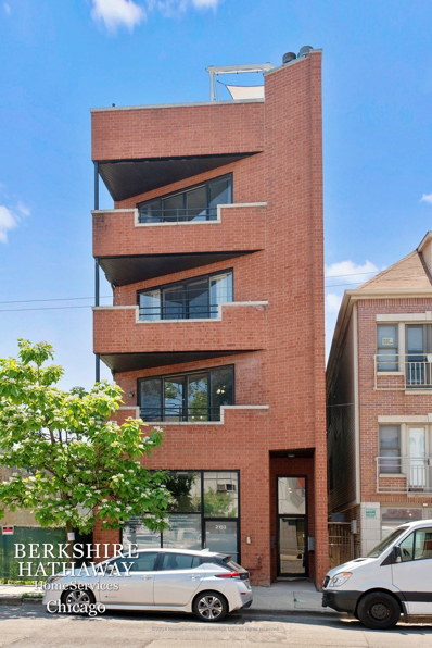2153 W BELMONT Avenue #2, Chicago, IL 60618 - #: 10751343