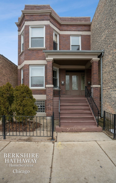 4317 N KEDZIE Avenue, Chicago, IL 60618 - #: 10763208