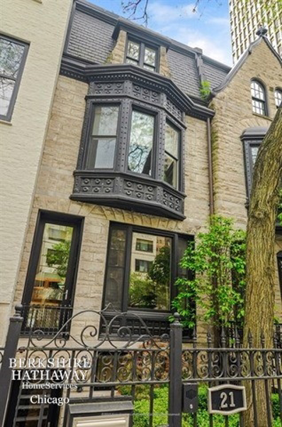 21 E SCOTT Street, Chicago, IL 60610 - #: 10767351