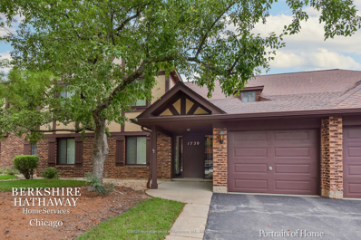 1730 Harrow Court #A, Wheaton, IL 60189 - #: 10773142