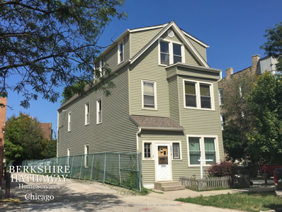 2013 N Point Street, Chicago, IL 60647 - #: 10782097