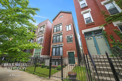 873 N HERMITAGE Avenue #3, Chicago, IL 60622 - #: 10782305