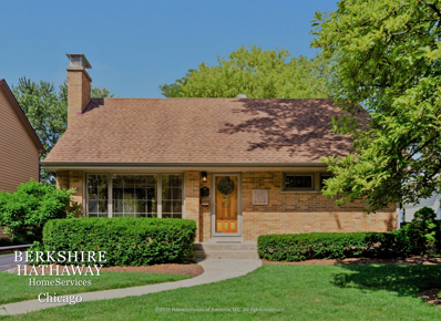 5740 Hillcrest Road, Downers Grove, IL 60516 - #: 10787592