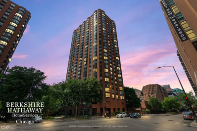 899 S PLYMOUTH Court #608, Chicago, IL 60605 - #: 10793719