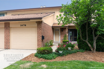 1476 Blackburn Street, Wheaton, IL 60189 - #: 10793859