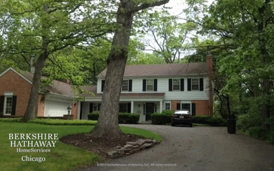 813 Cherokee Road, Lake Forest, IL 60045 - #: 10794023