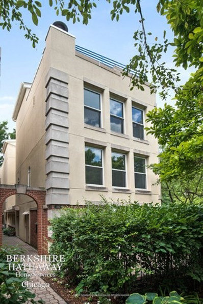 1162 S PLYMOUTH Court #1SE, Chicago, IL 60605 - #: 10801895