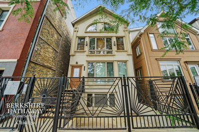 2502 N ASHLAND Avenue #1, Chicago, IL 60614 - #: 10808444