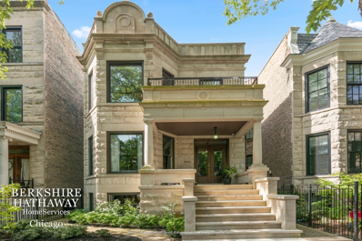 3734 N Lakewood Avenue, Chicago, IL 60613 - #: 10808998