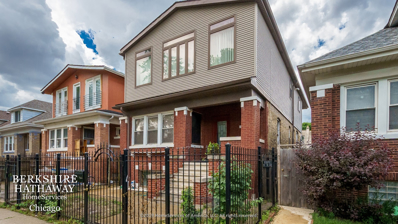 1344 N Monticello Avenue, Chicago, IL 60651 - #: 10809451