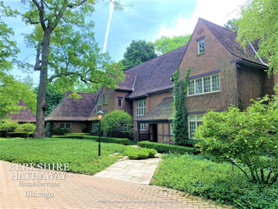 331 N Mayflower Road, Lake Forest, IL 60045 - #: 10633280
